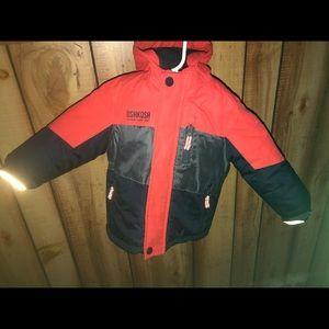 Oshkosh toddlers winter coat